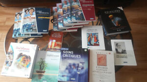Livres sciences infirmières
