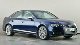 image for 2017 Audi A4 S4 Quattro 4dr Tip Tronic Auto Saloon petrol Automatic