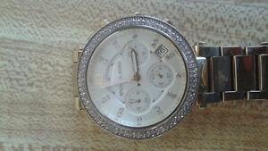 Man's Micheal Kors watch