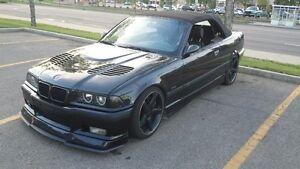 1996 BMW 3-Series M3 Convertible