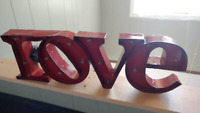 """Light up Marquee Sign """"Love"""""""