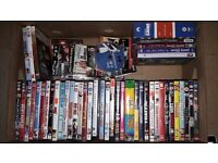 DVD collection 40+titles