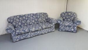 Set Salon Sofas Jaymar Livraison Incluse