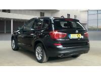 2016 BMW X3 xDrive20d SE 5dr Step Auto - DRIVER MEMORY SEAT - DAB/CD/HD/AUX/USB