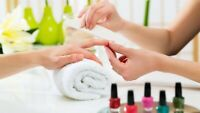 HIRING IMMEDIATELY - Nail Technician for Manicure and Pedicure