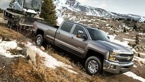 FINANCE GMC SIERRA AND CHEVY SILVERADO 3500 WINTER PACKAGES!!!