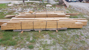 """5/4"""" PT Decking - non perfect  FOR SALE"""