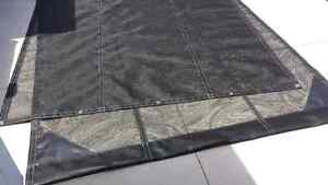 7'x18' mesh tarp for dump trucks Stratford Kitchener Area image 3