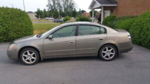 2003 Nissan Altima SE-AS is