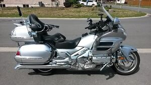 Nicest Goldwing GL1800 out there.