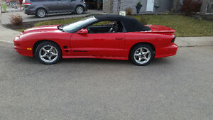 1999 Pontiac Trans Am WS6 Convertible