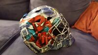 Masque de gardien de but sur glace goaler BAUER Youth YTH
