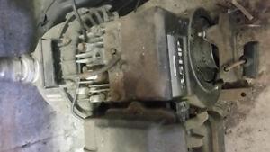 3.5 hp gas water pump