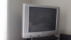 Old TV but good quality  image