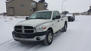 2008 Dodge Ram 1500 5.7L HEMI 4x4 Pick Up Truck