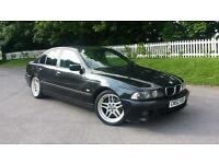 BMW 530i Sport - Black with Black Leather - Fully Loaded - LPG Converted