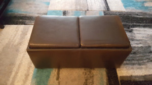 Ottoman/table/foot rest
