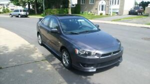 2009 Mitsubishi Lancer (Toit Ouvrant, Bluetooth, Fogs,Subwoofer)