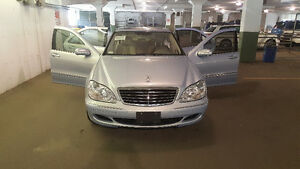 2004 Mercedes-Benz S-Class 500 Sedan Mint only 62000 KM - LWB