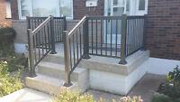 Custom aluminum railing, columns, gates, and fence 6478865051