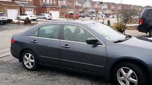 Honda Accord,  fully loaded