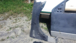 Ford F150 Doors and Fender