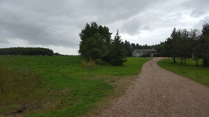 **REDUCED** HILLMOND ACREAGE FOR SALE OR RENT