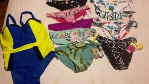 Vacation? Check these out!!  All NWT swimsuit bottoms bikini