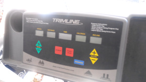 Treadmill. Working.... Good condition