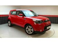 2014 Kia Soul 1.6 CRDi Connect Plus Automatic Hatchback