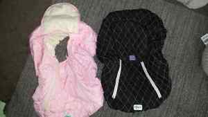Mint Marshmallow car seat covers London Ontario image 1