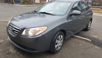 2007 Hyundai Elantra GL with E-test and certified  warranty