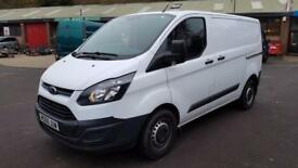 Ford Transit Custom 290 Lr Pv A/C euro 6 DIESEL MANUAL 2016/66