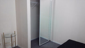A Comfort Room for rent Near UofC, C-Train, Available Now