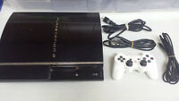 80 GB, Backwards Compatible Playstation 3 System