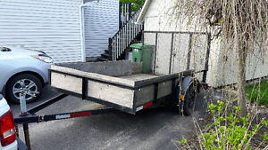 6 x 10 Trailer for sale