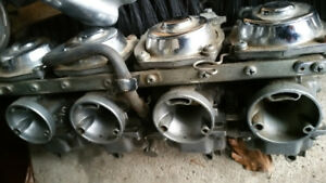 Complete Parts bike 1986 Maxim X, Sell whole or in parts...
