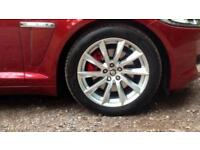 2013 Jaguar XF 2.2d (200) Luxury Automatic Diesel Saloon