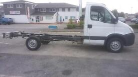 Iveco Daily 2.3TD 35S11 MWB semi auto chassis cab