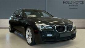 image for BMW 7 Series 760Li M Sport Auto Saloon Petrol Automatic