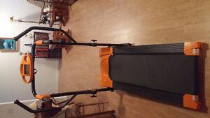 Exerciseur AB Doer twist;tapis de marche fitness magnétique/exer