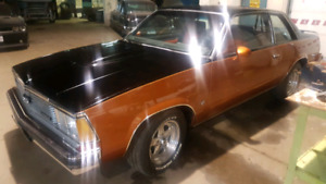 1981 Custom Malibu/Chevelle SS Clone