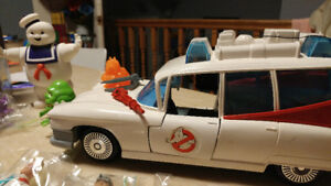 The Real Ghostbusters Vintage Toys & Figures from the 1980s