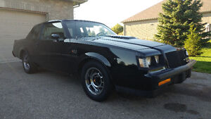 1987 Buick Grand National   Astro Roof