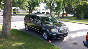 2016 Chrysler Town &Country