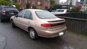 '98 FordTaurusBasically giving it away to getrid of it-runs fine