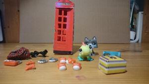 Littlest Pet Shop / LPS - London Set