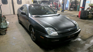 1998 Honda Prelude with nice upgrades and new paint!