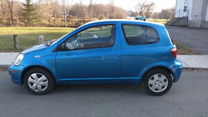 2004 Toyota Echo CE Hatchback (incl. winter and summer tires)