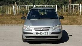 2003 Hyundai Getz 1.3 GSi 5dr